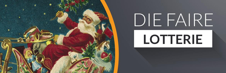 Lotto Weihnachtslotterie